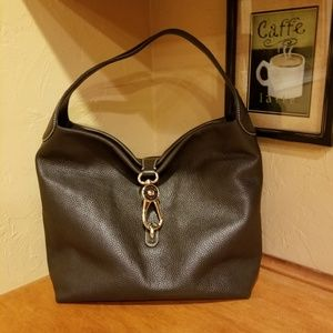 NWOT Dooney and Bourke large leather purse